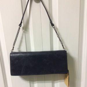 Patricia Nash Distressed Casali Leather Crossbody